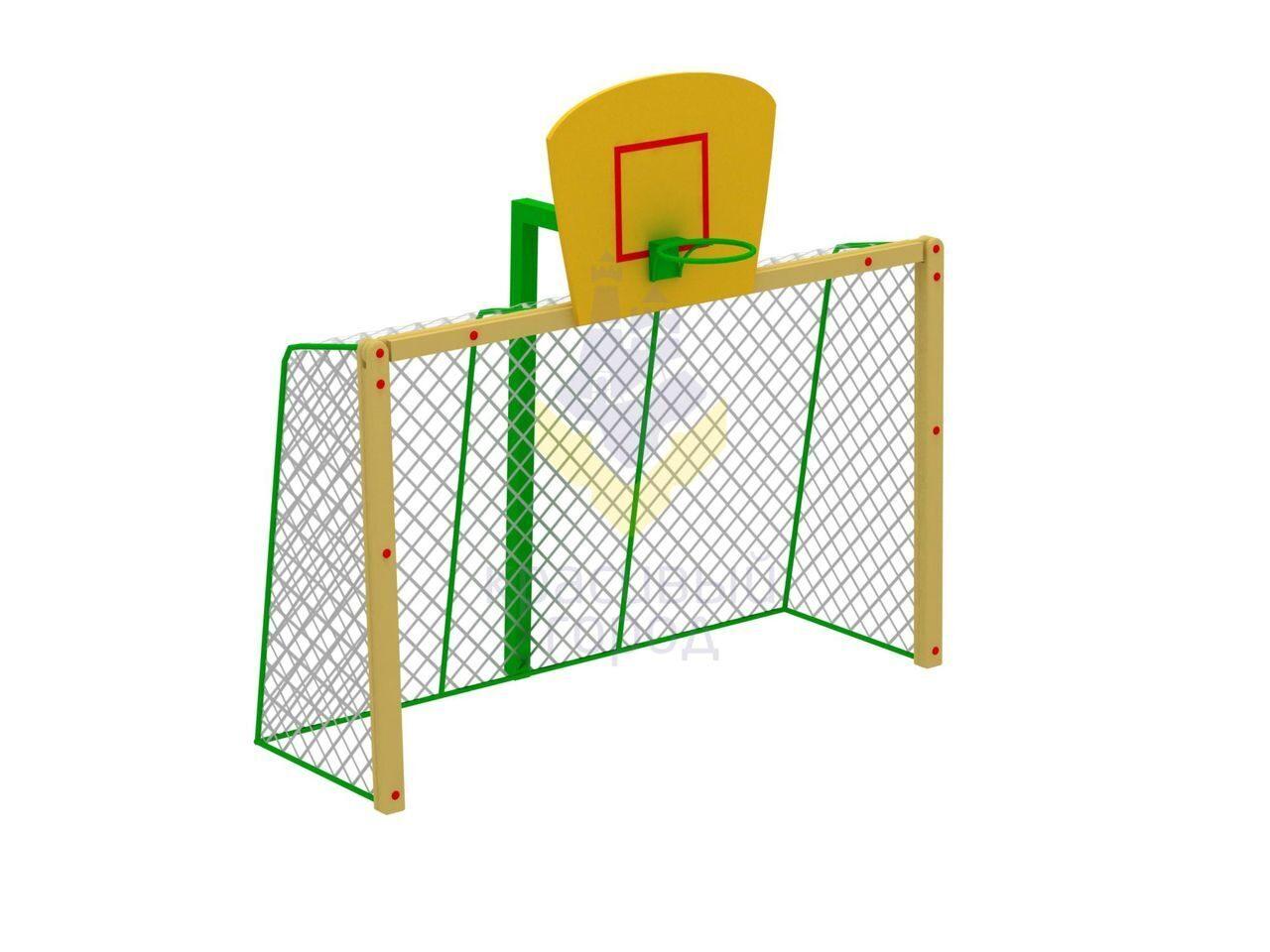 Футбольные ворота своими руками из пвх труб схема 97